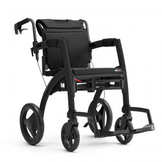 Rollz Motion2 Rolling Walker Amp Transport Wheelchair All