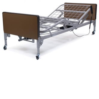 Patriot Semi Electric Bed 1800wheelchair Com