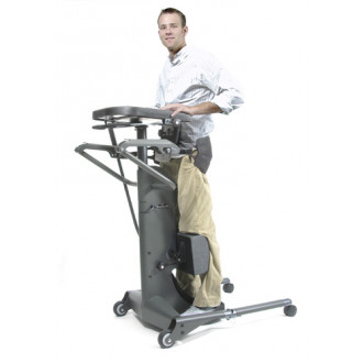 Strapstand Wheelchair To Upright Stander 1800wheelchair Com