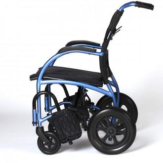 Strongback Ergonomic Lightweight Comfort Transport Chair