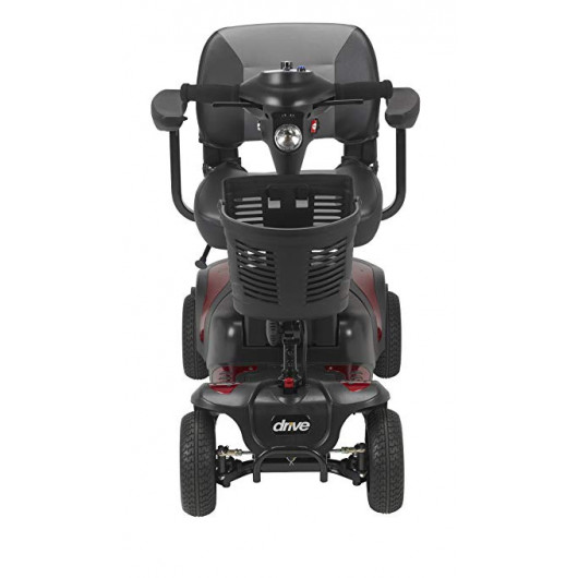 Phoenix HD 4-Wheel Travel Scooter