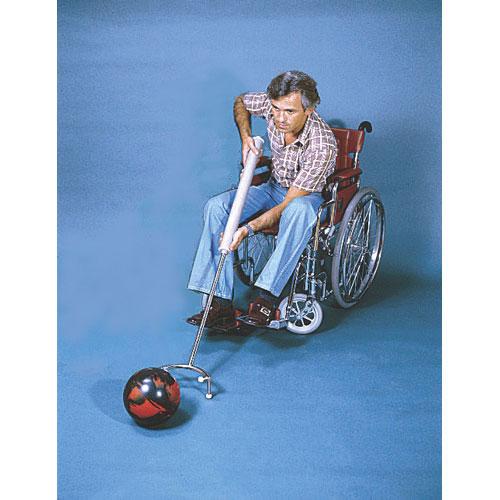Wheelchair Bowling Adapative Bowling Equipment Review